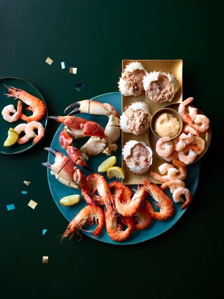 16.Waitrose Christmas 721749 shellfish platter